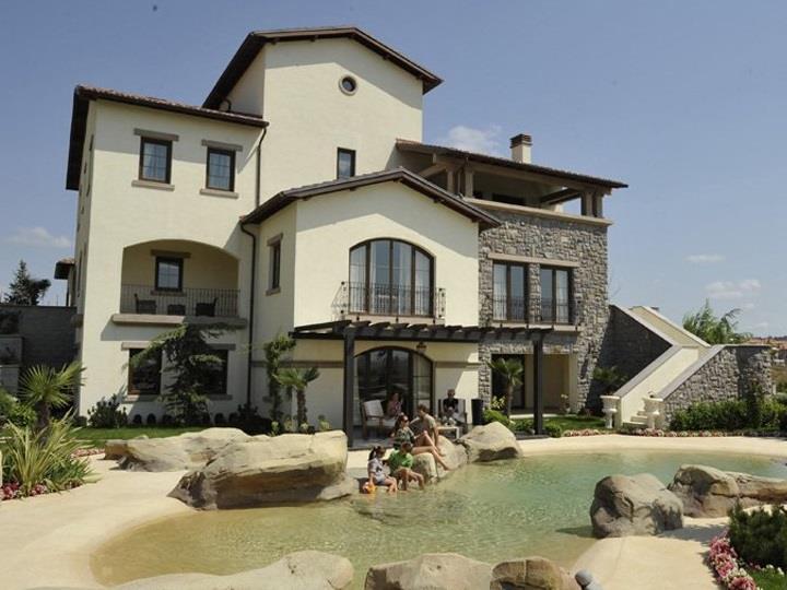 Toskana Vadisi Yerden Isıtma Sistemi 118 Adet Villa Otomasyon Devreye Alma